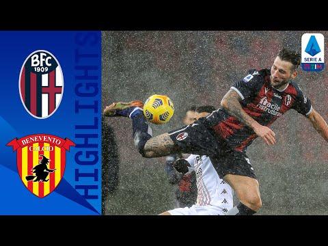 Bologna Benevento Goals And Highlights