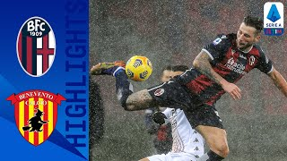 Bologna lead inside the first minute but stregoni hit back as inzaghi and mihajlovic's sides were unable to be separated   serie a timthis is officia...