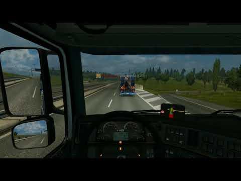 Euro Truck Simulator 2 MP #035 | Hustenanfall im Sprach-Chat