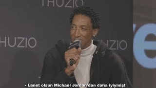 Scottie Pippen: Kobe Was Better Than Michael Jordan!