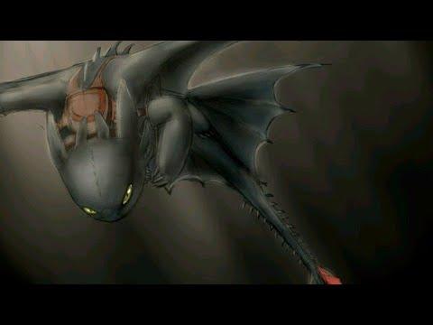 """Как приручить дракона """"Я знаю точно наперёд"""" (10,500+)"""
