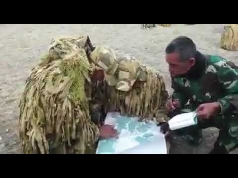 Australian Army Skill At Arms Meeting AASAM 2018 Indonesian Army