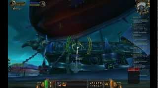 WoW ICC 10 Man Gunship Battle Solo (Frost DK)