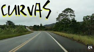 """Como entrar em curvas nas rodovias,""""redução, frenagem e posicionamento"""""""