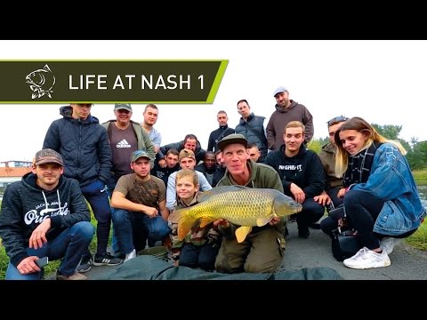 CARP FISHING BEHIND THE SCENES - Life At Nash 1