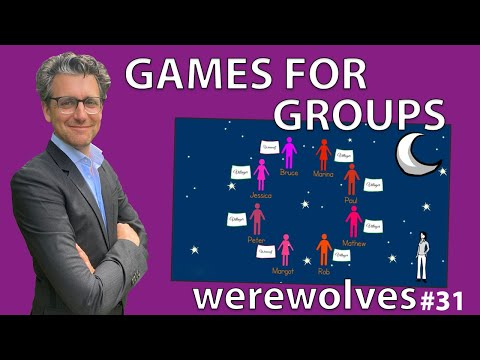 Games for Groups - How to play Werewolves? #31