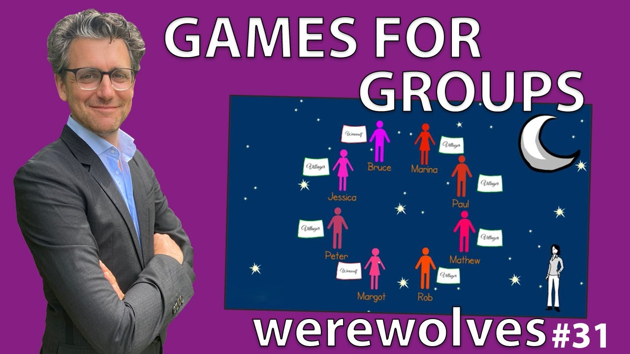 Games for Groups – How to play Werewolves? #31