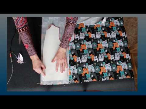 видео: шьём детскую куртку. полный цикл пошива