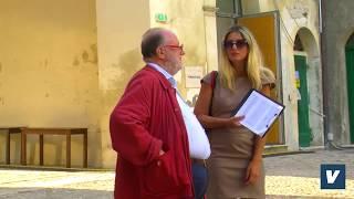 """Inaugurato Festival della Ventricina, Edoardo Raspelli: """"E' unica"""""""