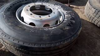 Обзор рублёвых колёс камаз