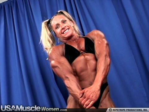 Dena Westerfield – Female Muscle Fitness Motivation