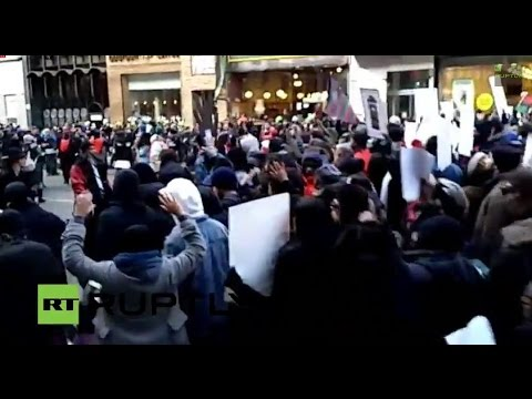 LIVE: NY rally against NYPD