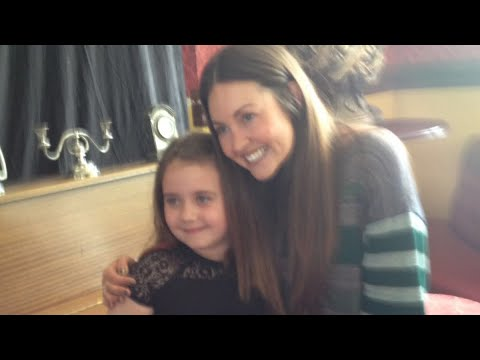 Brooke Meeting Stacey (Lacey Turner) At The Eastenders Meet & Greet June 2016