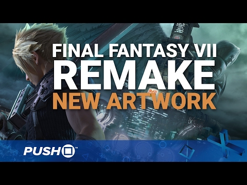 Final Fantasy VII Remake: Square Enix Shows New Art | PS4 | PlayStation News