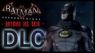 Batman Arkham Knight: BATMAN INC. Skin DLC and LORE