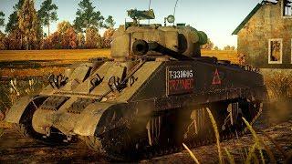 "Sherman Firefly ""Scorpion"" Обзор | Проверь свой СКИЛЛ | War Thunder"