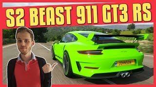 Forza Horizon 4 | S2 CLASS BEAST - Porsche 911 GT3 RS (1000hp Build)