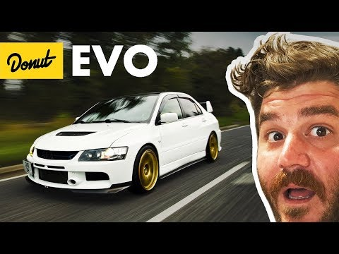 Lancer Evolution - Everything You Need to Know | Up To Speed
