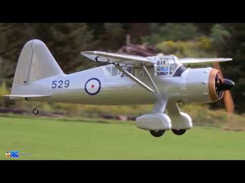 RCGroups Review of the Phoenix Model Westland Lysander