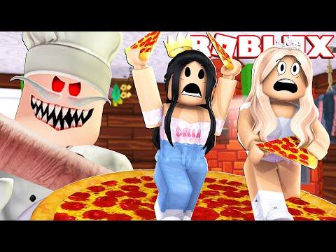 ROBLOX - ON NE VEUT PAS DEVENIR UNE PIZZA!