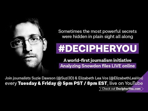 #DecipherYou FBI & FCC Mandate CALEA Expansion - VoIP & Internet Services