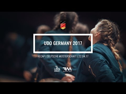 UDO GERMANY 2017 - Deutsche Meisterschaft Saarbrücken (Official Recap) // By Roschkov Media