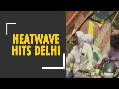 Heatwave to continue in Delhi, UP, Haryana and Rajasthan till May 27: IMD