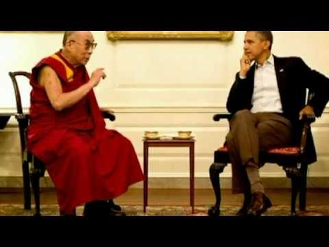 Obama meets Dalai Lama despite China protests