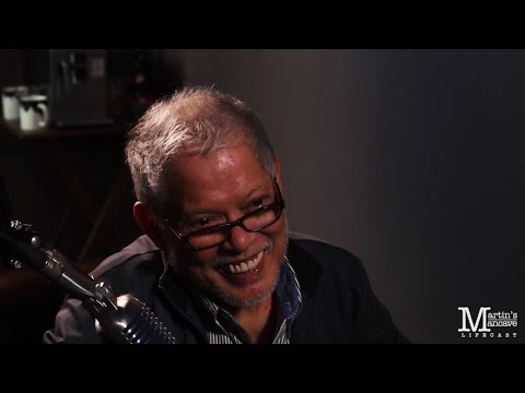 Atty. Rene Saguisag in Martin's Mancave - Part 1