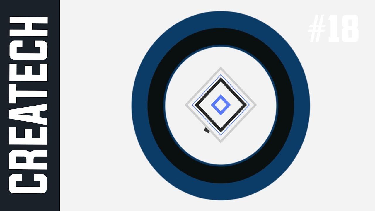 Wondershare Filmora Intro Template 18 - 2D Tech Intro Template + ...