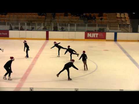 Ice Skating Group 2013-12-28 HD