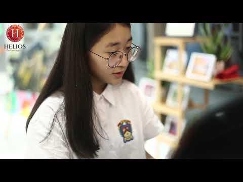 [Helios school] - h?c sinh Minh Anh - M??n r??u t? tình