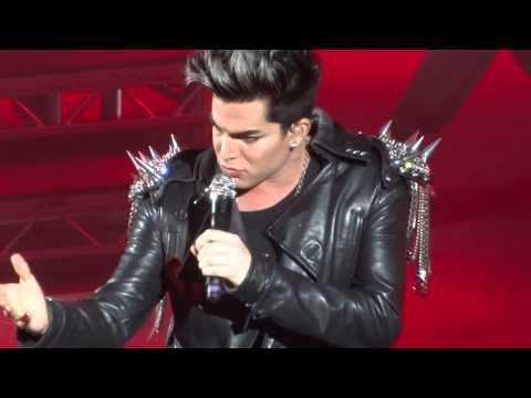 Queen and Adam Lambert Opening medley Hammersmith,London 14/07 2012