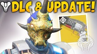 Destiny 2: NEW DLC GAMEPLAY & EXOTICS! December Update, Loot Farming, Quests & Missions