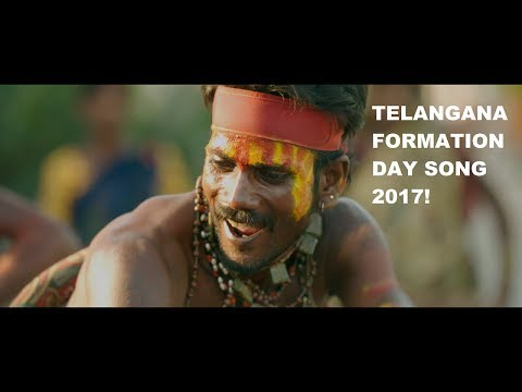 Telangana Formation Day Song 2017 | Eppudeppudani | TCF