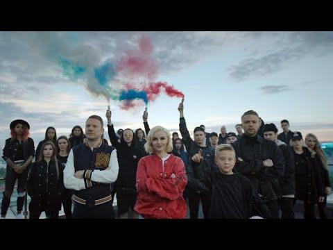 Премьера клипа, посвященного Кубку Конфедераций 2017 и ЧМ 2018!Smash, Полина Гагарина,Егор Крид
