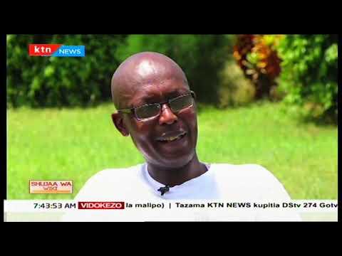 Aliyekuwa mraibu wa dawa za kulevya afanya mafunzo kwa vijana | SHUJAA WA WIKI