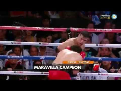 Maravilla Martinez vs