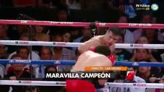 Maravilla Martinez vs Chávez Jr HD 1080p