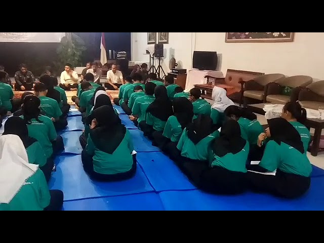 DUBESTA, SMAN 12 TANGERANG, LDKS 2018 BOGOR CISARUA