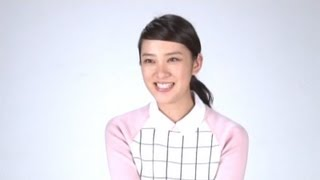 女優の武井咲さんが、イメージキャラクターを務める第一生命保険のテレ...