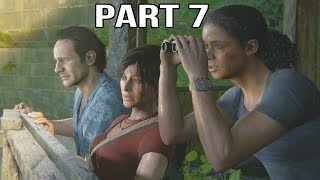 Uncharted The Lost Legacy - Gameplay Walkthrough Part 7 - Partners