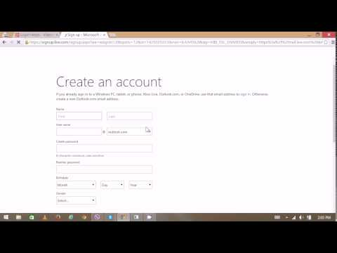 Hotmail Messenger - Hotmail Login | Hotmail Email Sign In