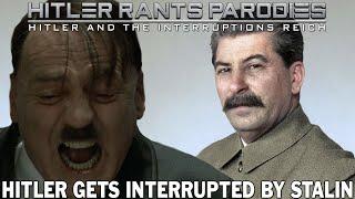 Hitler gets interrupted by Stalin