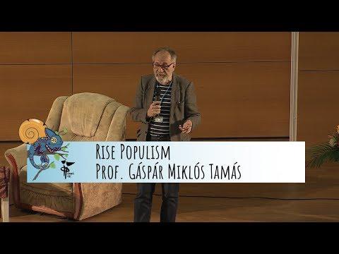 ISWI 2019 | Keynote | Prof. Gáspár Miklós Tamás (Thu.)