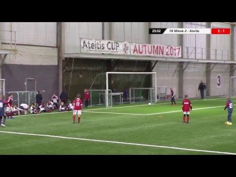 FK Minsk-2 (Belarus) - Ateitis (Lithuania) I