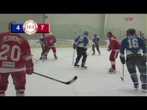 Red Wings Alumni vs. Novi Police & Fire Benevolent Association Hockey Game