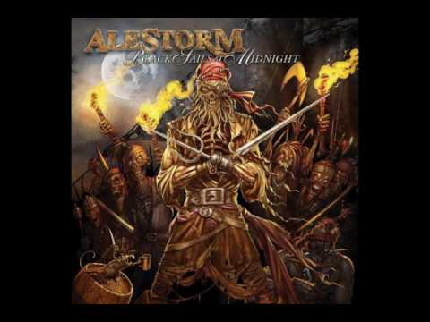 Alestorm - Wolves of the Sea [HQ+LYRICS]