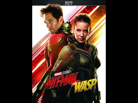 Download Opening To Ant Man And The Wasp 2018 DVD