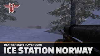Return to Castle Wolfenstein — Deathshead's Playground — Ice Station Norway